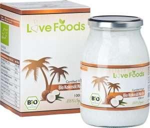 Bio Kokosöl Love Foods