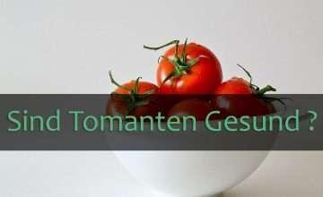 Sind Tomaten gesund