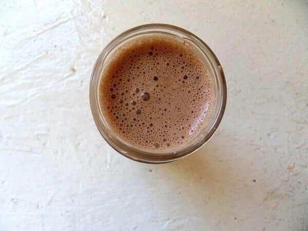 Schokoladenmilch Nach Dem Training