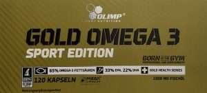 fischölkapseln test gold omega